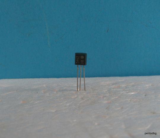 ИС KTY81/220 Температурен датчик  -55÷150°C  SOD70  THT  1,96kΩ