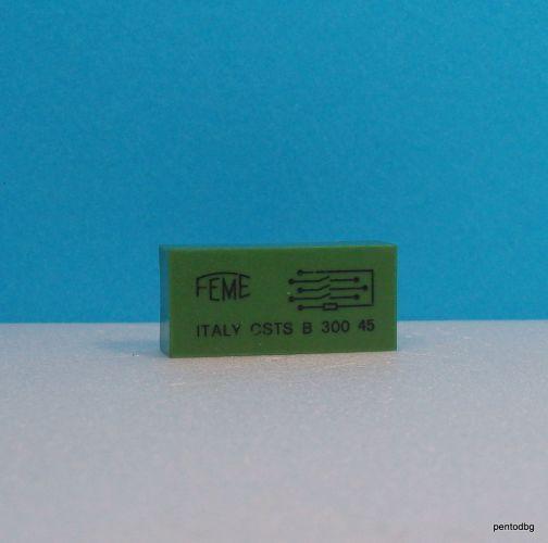 Реле CSTS B300 45 бобина 6VDC Feme