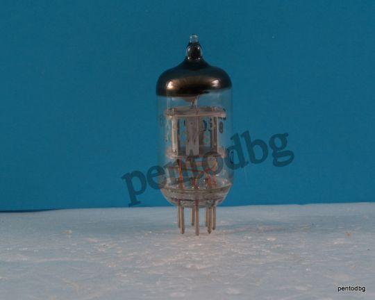 Радиолампа 6Х2П-ЕВ двоен детекторен диод  СССР